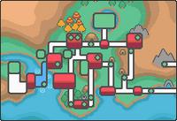 Johto Map