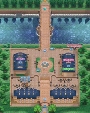 Aquacorde Town