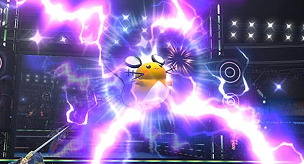 File:Dedenne (Super Smash Bros. for Nintendo 3DS).jpg