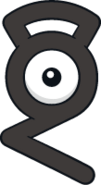 201Unown G Dream