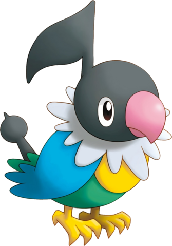 File:441Chatot Pokemon Mystery Dungeon Explorers of Sky.png