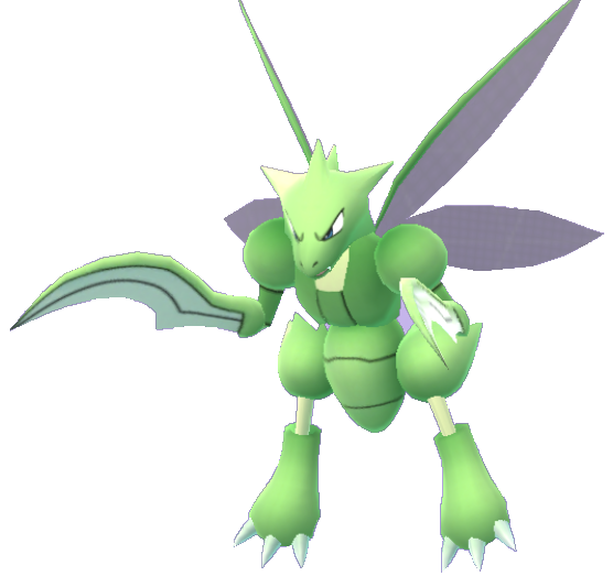 scyther 2 pokemon - photo #26