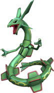384Rayquaza Super Smash Bros Brawl