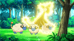 Ellie Mareep Thunder Shock