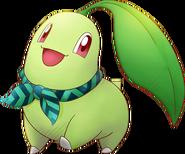 152Chikorita Pokémon Super Mystery Dungeon