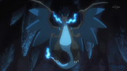 Red's Mega Charizard X PO