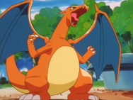Battle Park Charizard