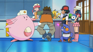 Nurse Joy Chansey Pound