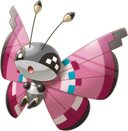 File:666Vivillon Pokemon Rumble World.png