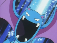 Koga Golbat anime