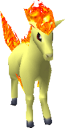 077Ponyta Pokemon Stadium