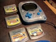 Pokemon Mini U.S.A. games