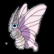 049Venomoth OS anime 2