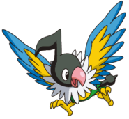 441Chatot DP anime 3