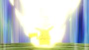 Ash Pikachu Thunder