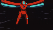 Deoxys purple crystal Defense Forme