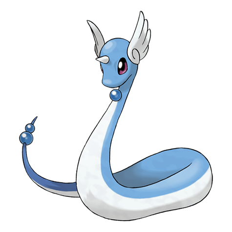 Dragonair pok mon wiki fandom powered by wikia - Pierre eau pokemon noir ...