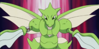 Trainer School's Scyther