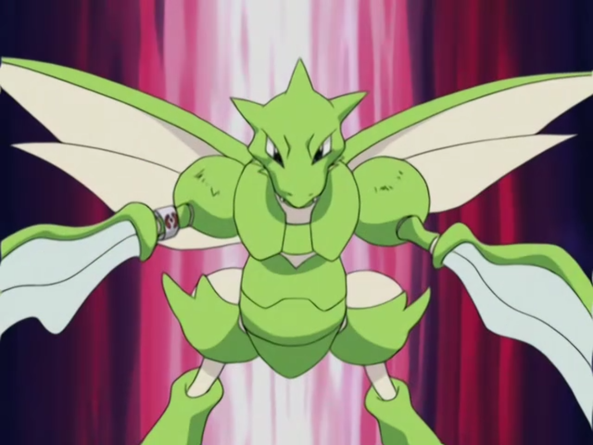 Trainer School Scyther