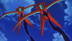 Deoxys green crystal Night Shade