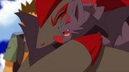 Zorua and Zoroark