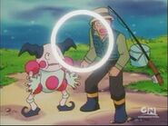 Toku's Mr. Mime Psywave