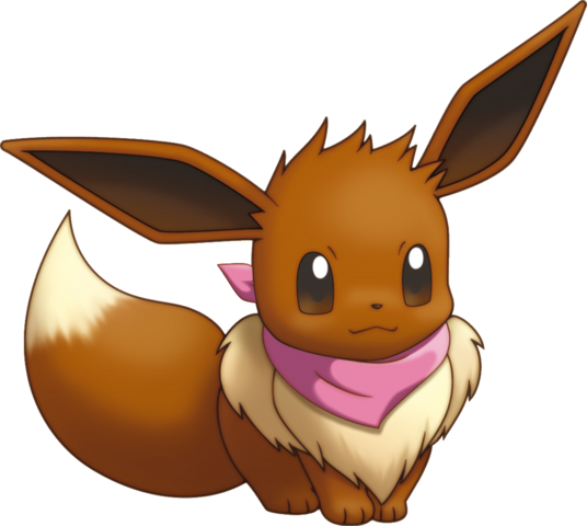 File:133Eevee Pokemon Mystery Dungeon Explorers of Sky.png