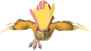 018Pidgeot Pokemon Stadium