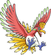 250Ho-Oh Pokemon Ranger Guardian Signs