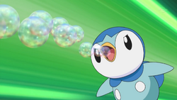 Rowan Piplup Bubble Beam