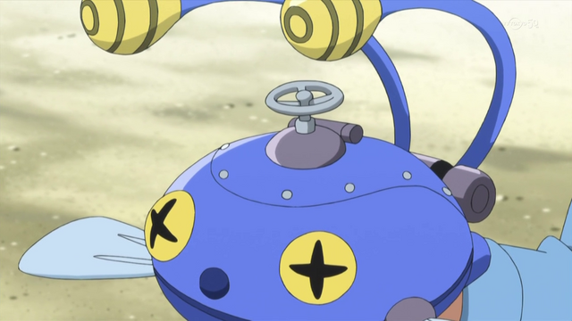 File:No-Need-for-Water-type-Pokémon-Food-Chinchou-Model-Magikarp-Magnet.png