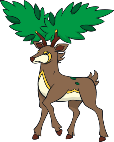 File:586Sawsbuck Summer Dream.png