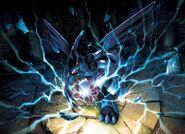Zekrom BW1 artwork
