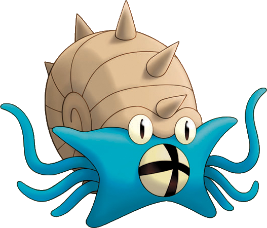 File:139Omastar Pokemon Mystery Dungeon Explorers of Time and Darkness.png