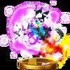 Mega Evolution (Charizard) trophy SSBWU