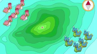 File:Shellos sides of Sinnoh's mountain range.jpg