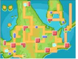 Pal Park Map