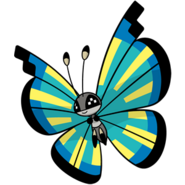 666Vivillon Savannah Dream