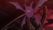 Xerosic Crobat anime