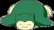 143Snorlax OS anime 2