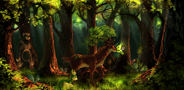File:Voice of the forest by tuooneo-d4cit82 (1).png