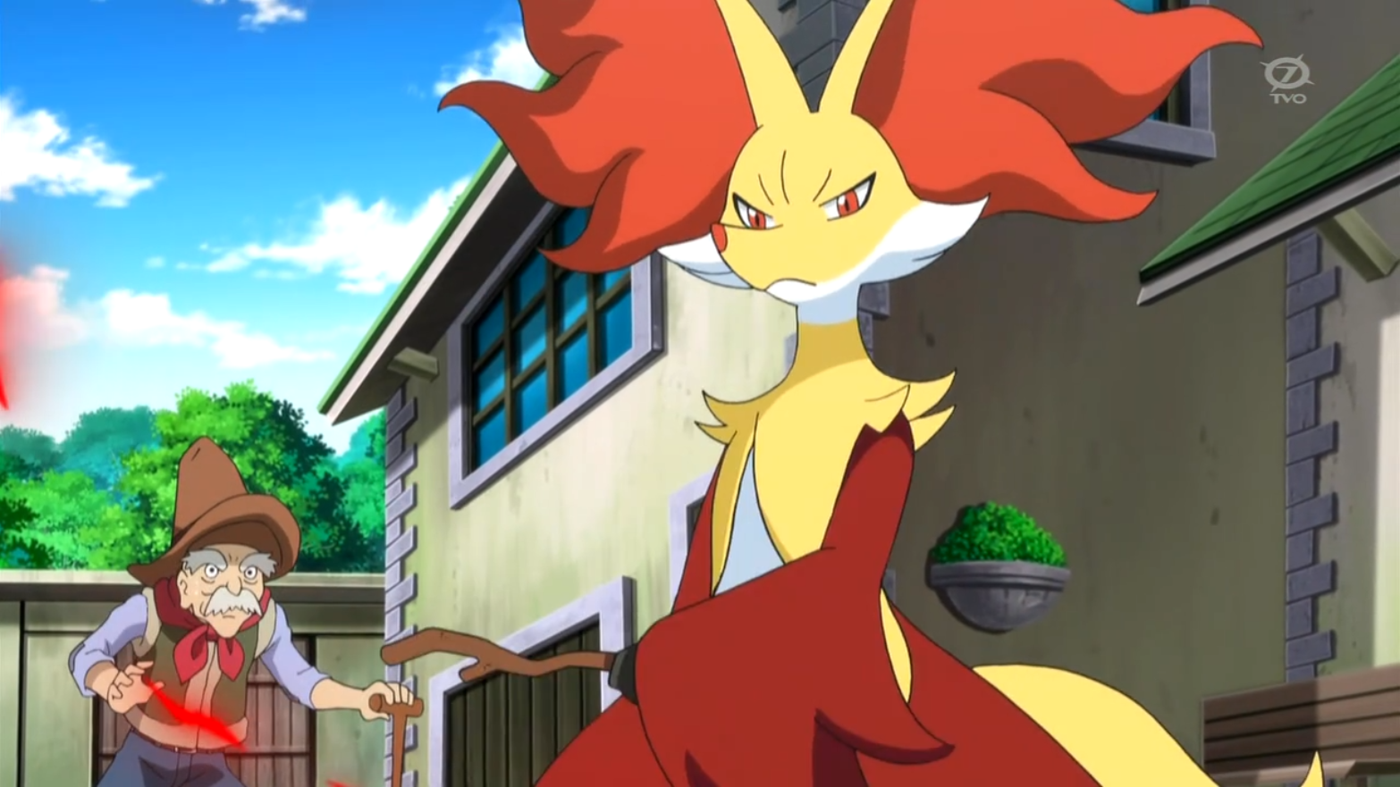 Wylies Delphox Pokmon Wiki Fandom Powered By Wikia
