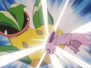 Sakura Espeon Quick Attack