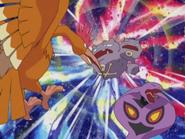 Rico Fearow Fury Attack
