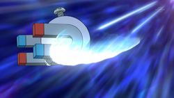 Team Plasma Magnemite SonicBoom