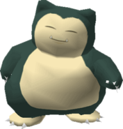 143Snorlax Pokemon Stadium
