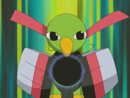 Calista Xatu (Hoenn) Shadow Ball