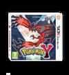 Pokemon Y Version Boxart