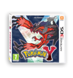 Pokemon Y Version Boxart