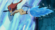 Keldeo Resolute Form Hydro Pump